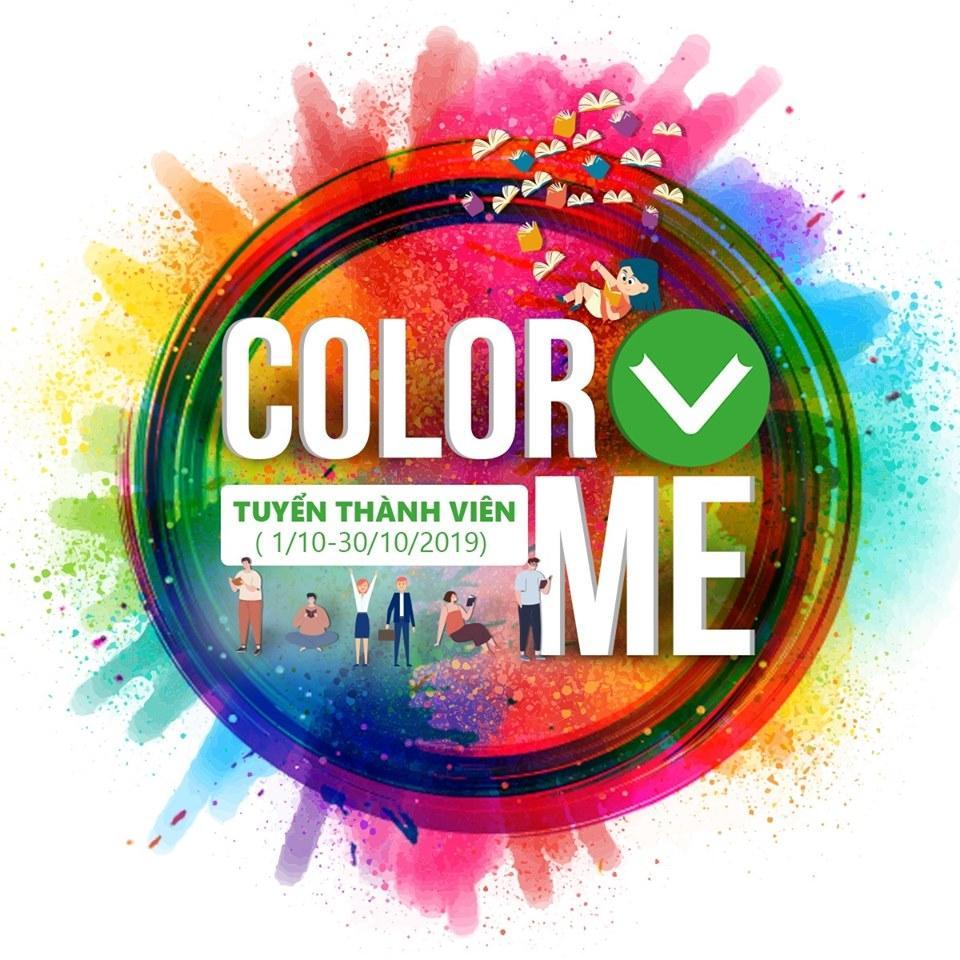 ColorME - SVHĐ Thái Nguyên tuyển GEN 5